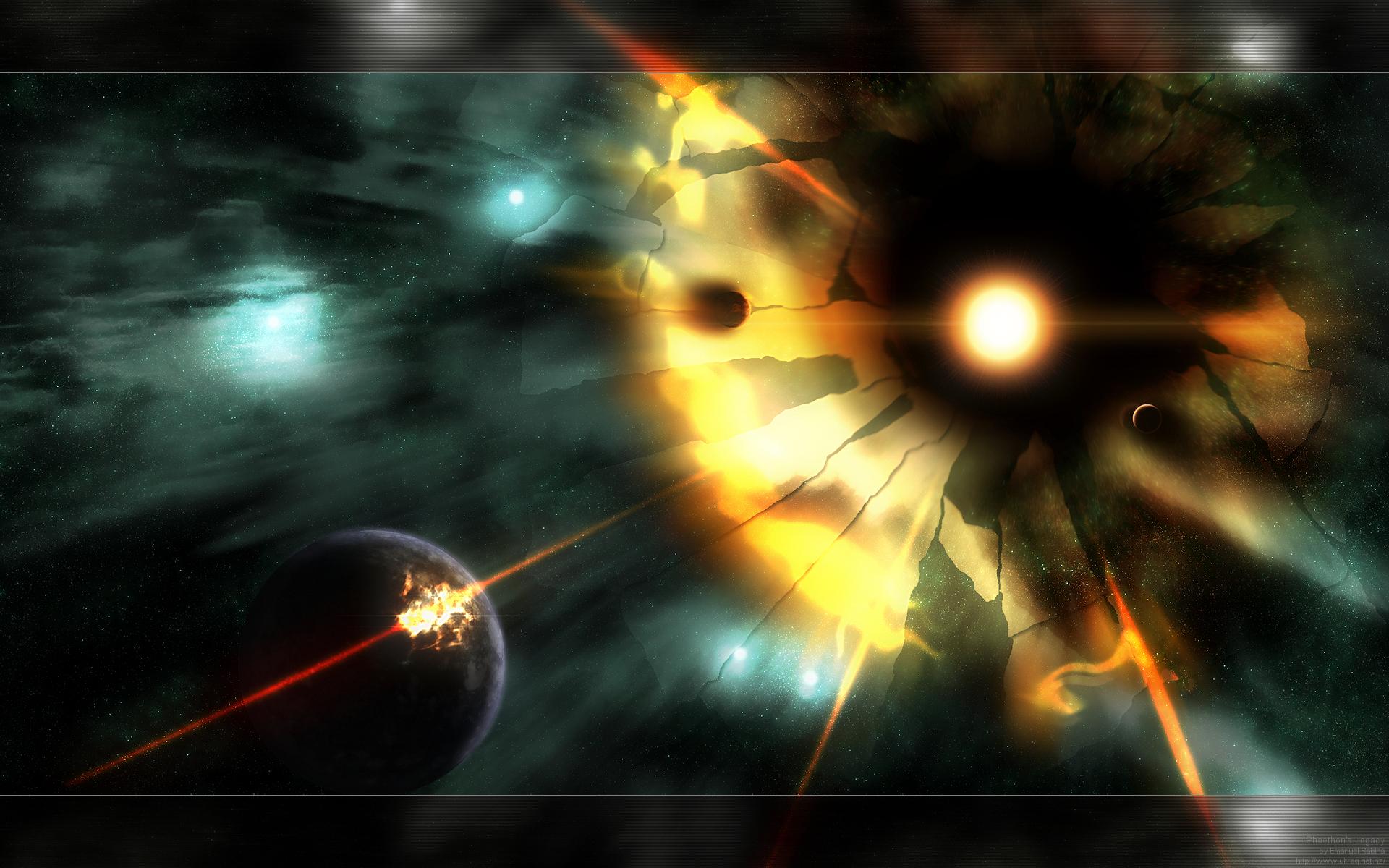 Phaethon's Legacy