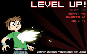 Scott Pilgrim - Level Up, by IgoR0899
