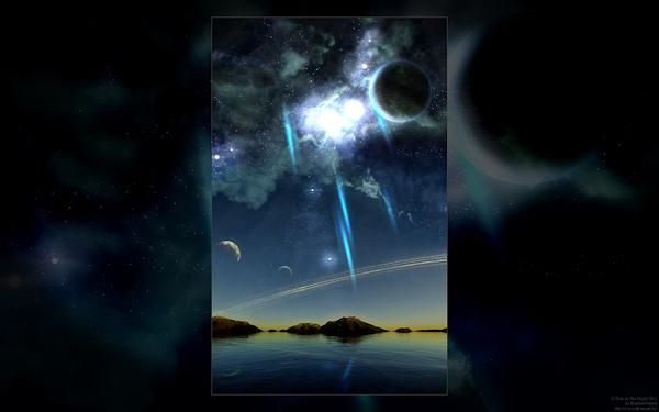 A Tear in the Night Sky thumbnail